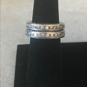 Jewelry - Silver Stack Rings💃